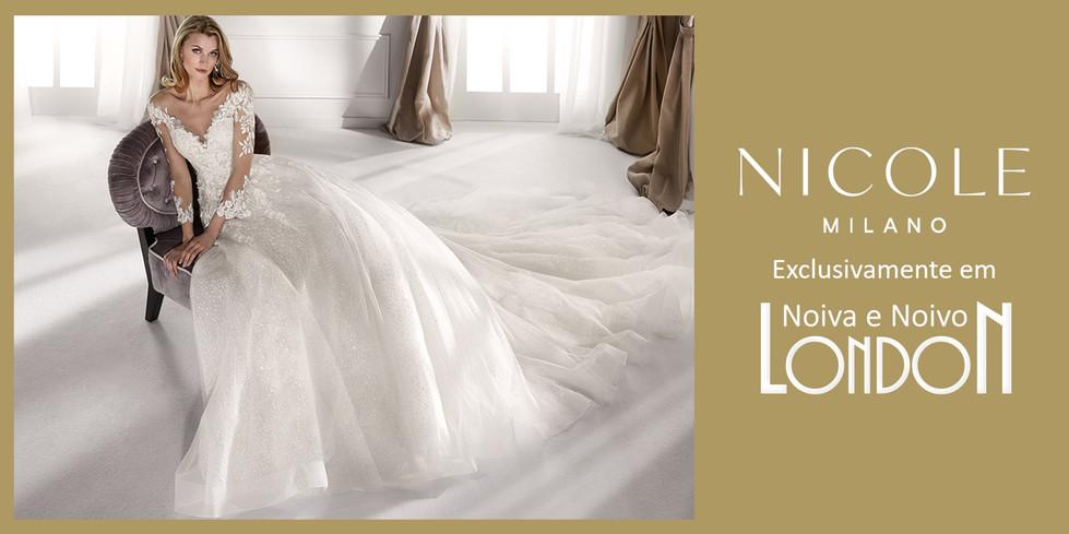 Vestidos de Noiva - Nikita