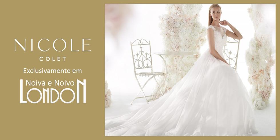 Vestido de noiva - Camille