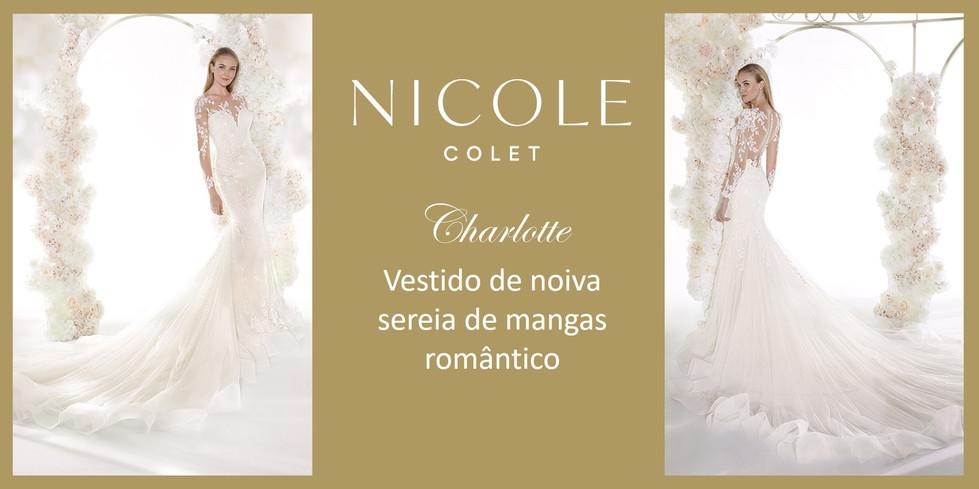 Charlotte da coleção Nicole Colet