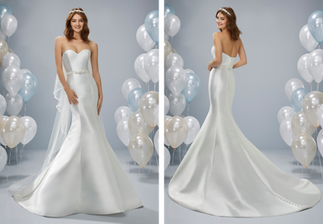 White One Vestidos de Noiva OLWIN
