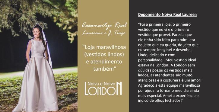 Casamento Real Lauren e J Tiago