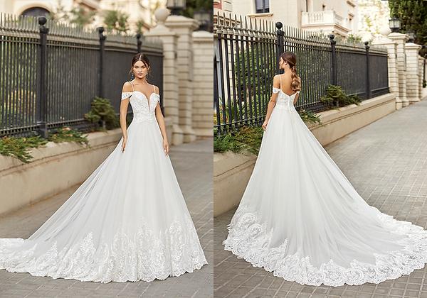 Rosa Clara Vestidos de Noiva TEROL