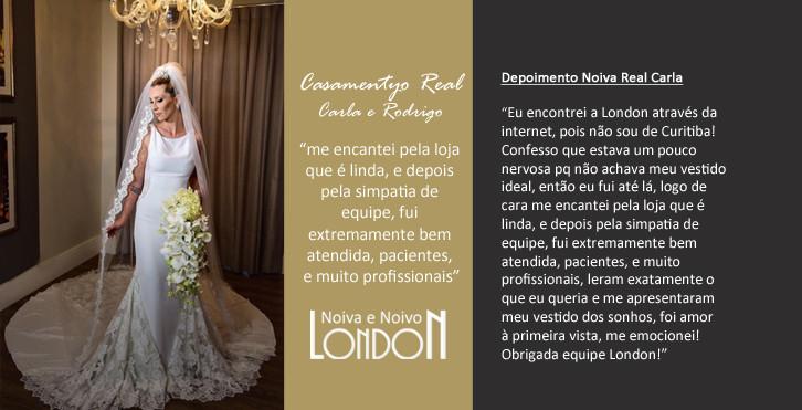 Casamento Real Carla e Rodrigo
