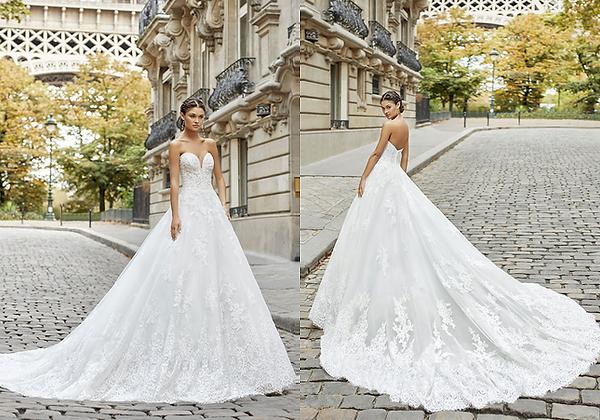 Rosa Clara Vestidos de Noiva TERSEO