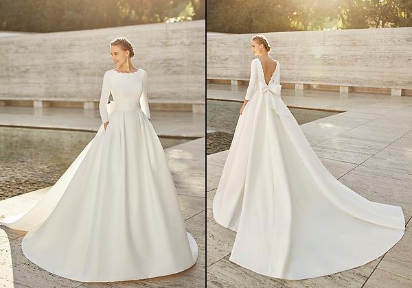 Rosa Clara Couture Vestidos de Noiva Emal