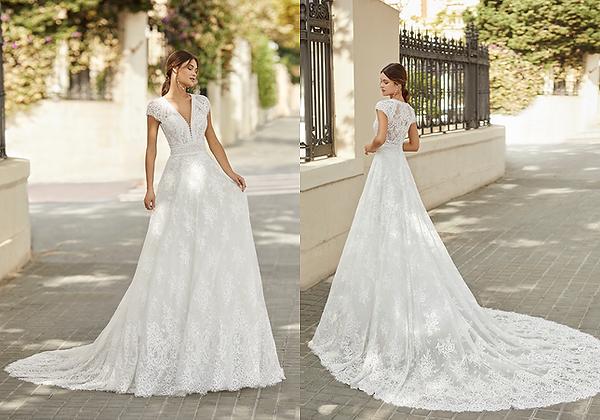 Rosa Clara Vestidos de Noiva TESORO