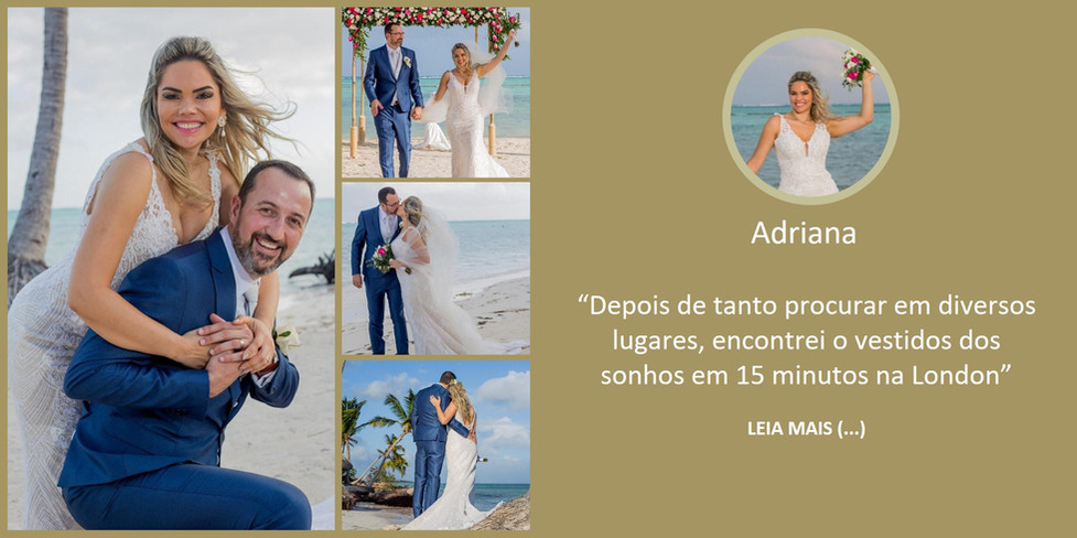 Depoimento Noiva Adriana