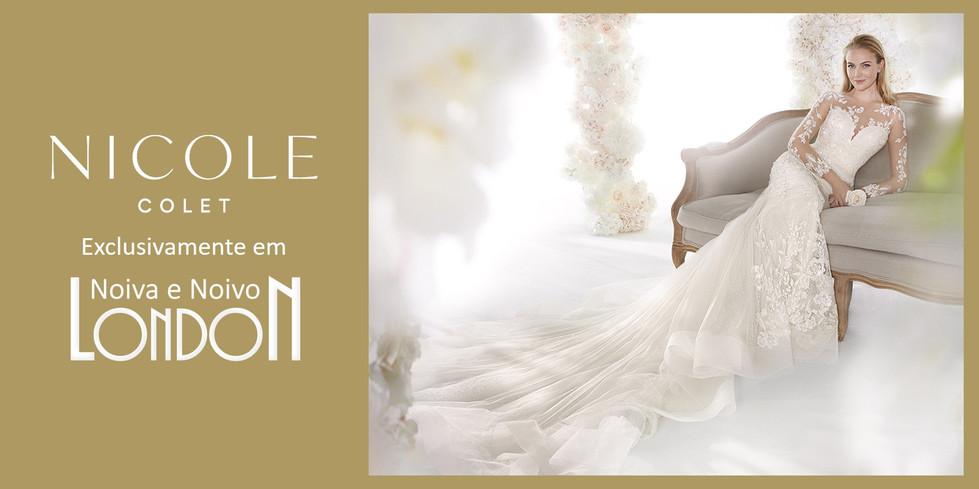 Vestido de noiva - Charlotte