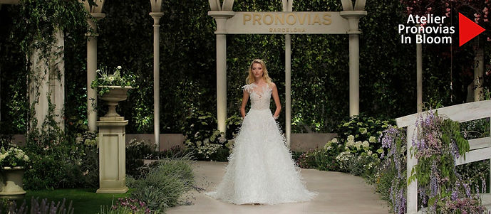 Atelier Pronovias In Bloom Video