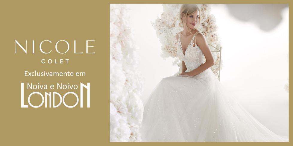 Vestido de noiva - Carlene
