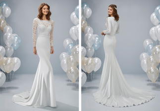 White One Vestidos de Noiva ORIUS