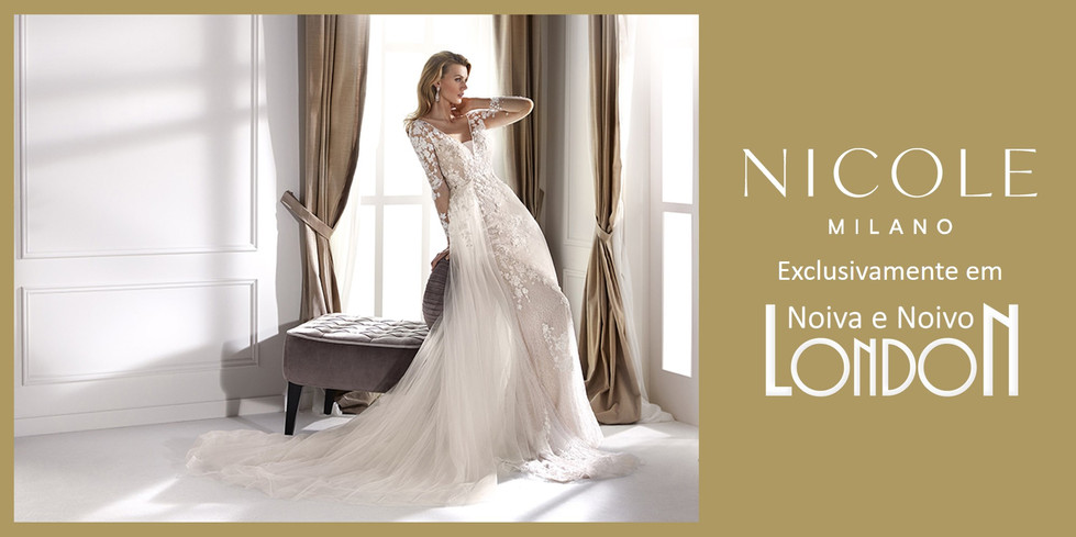 Vestidos de Noiva - Nelly