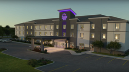 West Glen And Jordan Creek In West Des Moines Is The Newest Sleep Inn & Suites Project For Hart