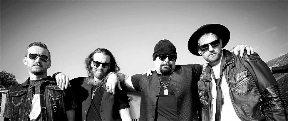 Rock Band Jon Campos & The Incurables
