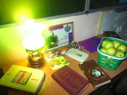 """Второе заседание клуба """"Зеленая лампа"""""""