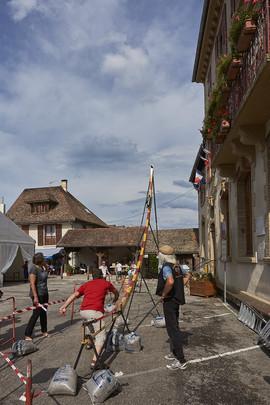 2014 Fête du village à Clelles