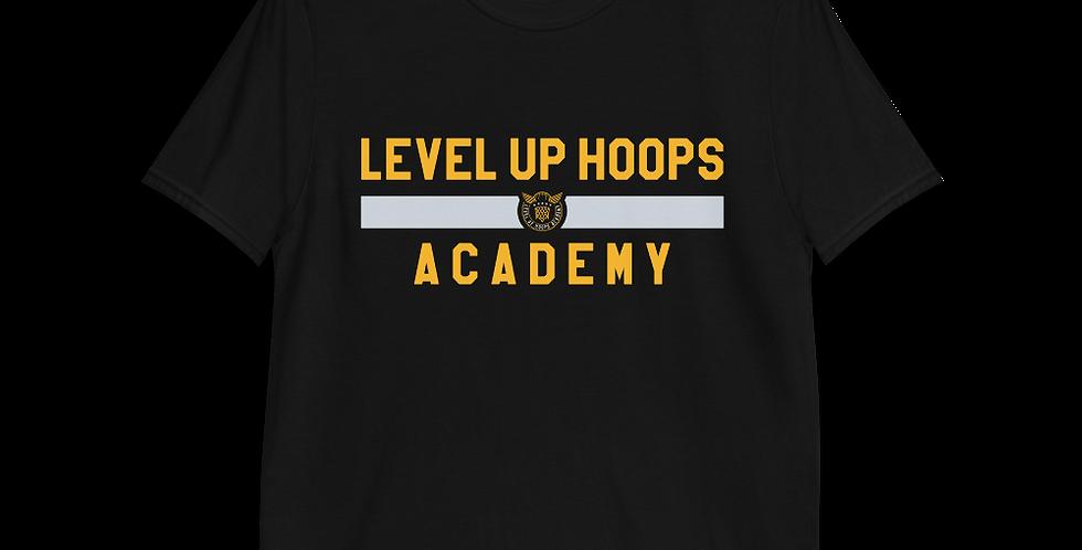 Level Up Hoops Academy Orginial Logo