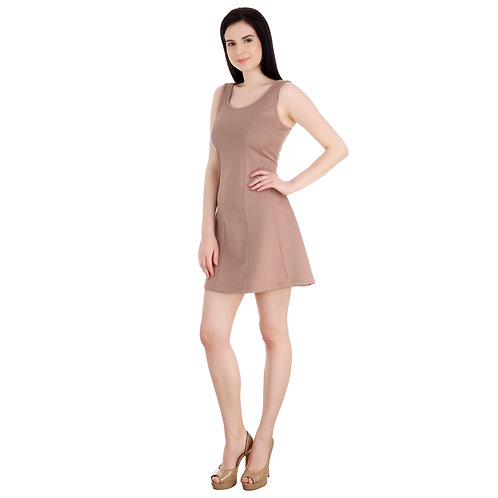 STYLE-26(SLIM FIT SANDWICH DRESS)