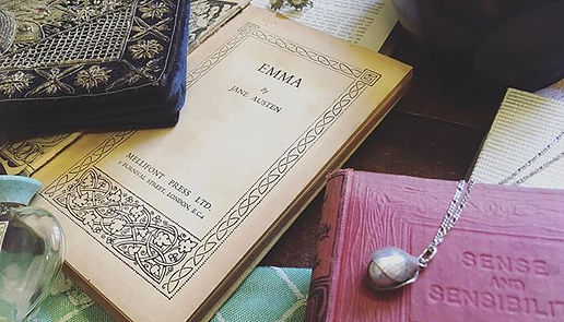 Always a fan of some vintage Austen 💛__