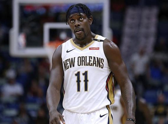 Jrue Holiday, Pelicans to Bucks