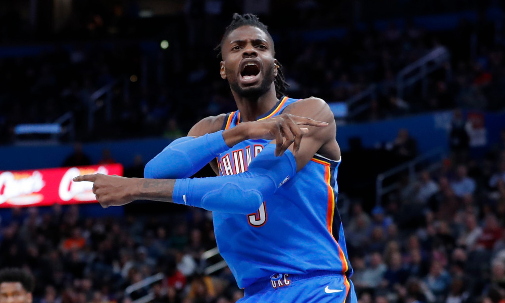 Nerlens Noel, Thunder to Knicks