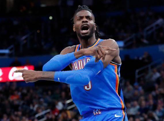 Nerlens Noel, Thunder to Knicks
