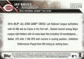 Topps Jay Bruce