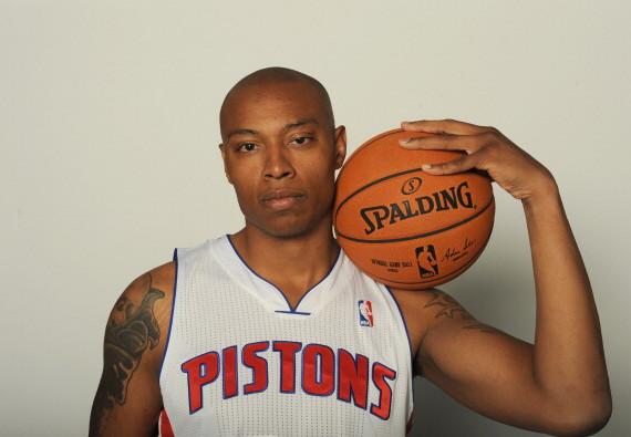 Caron Butler, Pistons