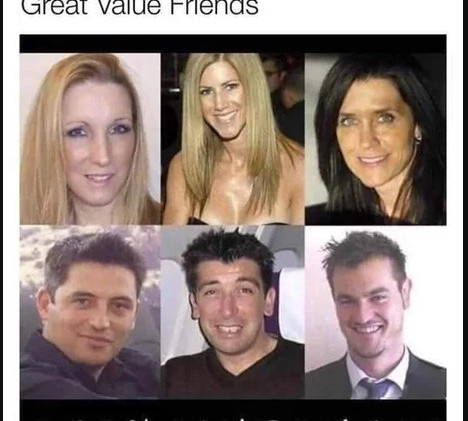 """""""...close enough. And fake Joey, it's 'HOW you doin', not 'WHAT you doin'."""""""