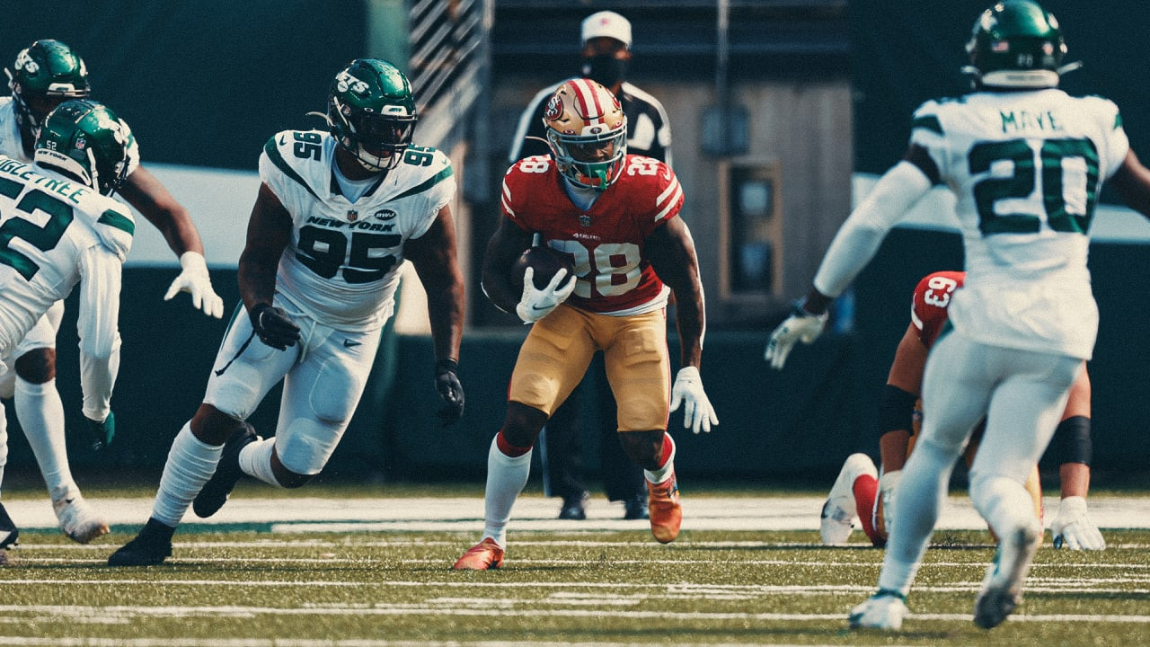 10. 49ers convert 3rd-and-31 at NYJ, Week 2