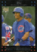 Topps Eric Patterson