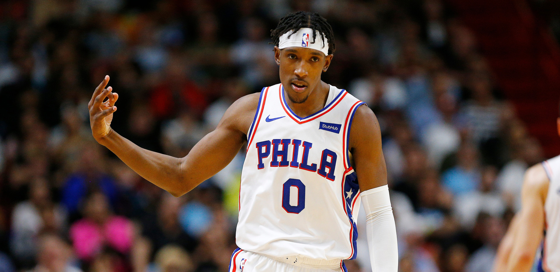 Josh Richardson, 76ers to Mavericks