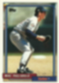 Topps Mike Pagliarulo