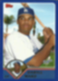 Topps Daryle Ward