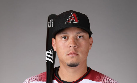 Wilmer Flores, Diamondbacks