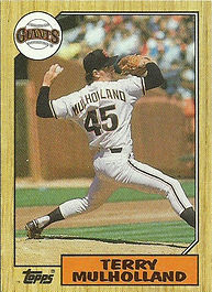 Topps Terry Mulholland