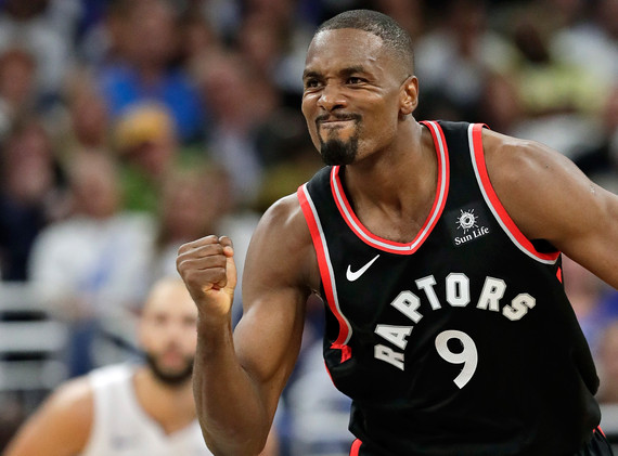 Serge Ibaka, Raptors to Clippers