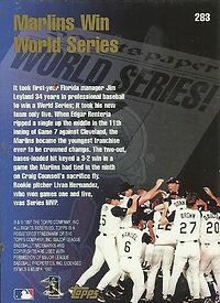 Topps World Series