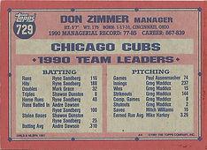 Topps Don Zimmer