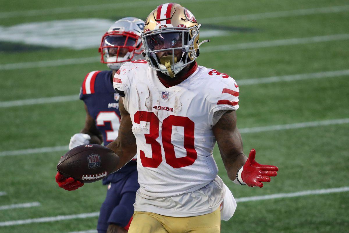 2. Wilson And 49ers Dominate at NE, Week 7