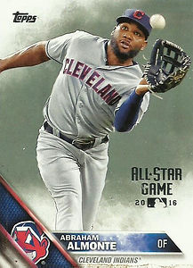 Topps Abraham Almonte