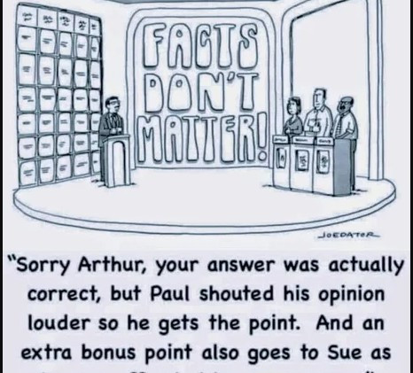 Quick, Arthur. Cry racism!