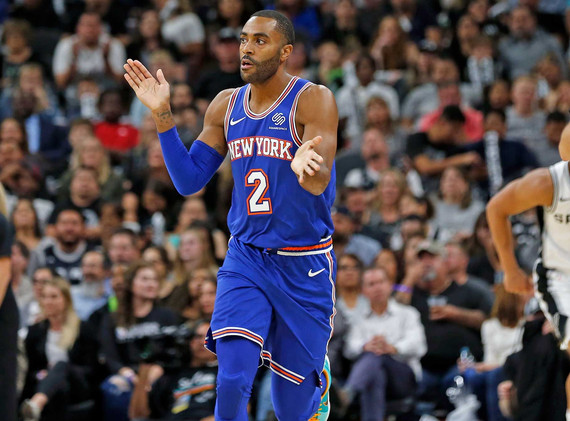 Wayne Ellington, Knicks to Pistons
