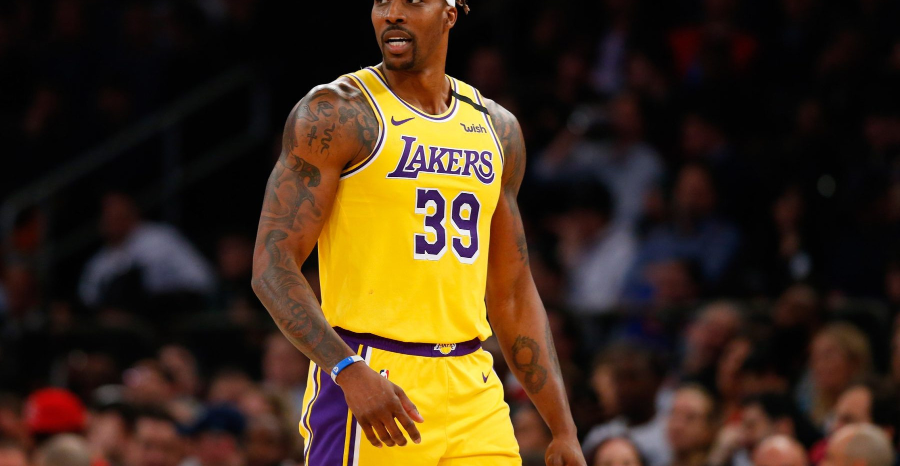 Dwight Howard, Lakers to 76ers