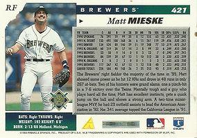 Score Matt Mieske
