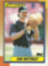 Topps Don Mattingly