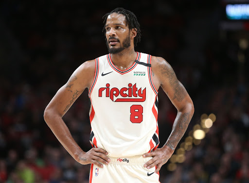 Trevor Ariza, Blazers to Rockets to Pistons to Thunder