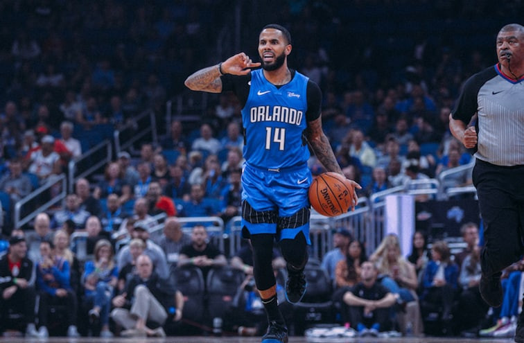 D.J. Augustin, Magic to Bucks