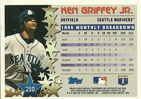 Topps Ken Griffey Jr.