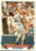 Topps Mike Stanley